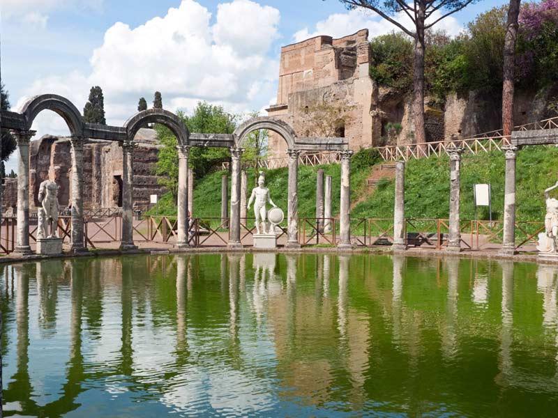 Tivoli-Villa-Adriana-Complesso-del-Canopo